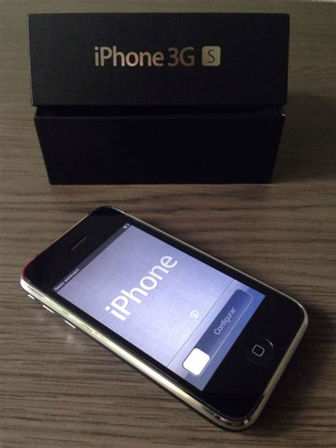 Charger Iphone 3gs Original apple iphone 3gs 8gb black inc charger original box and 1 catawiki