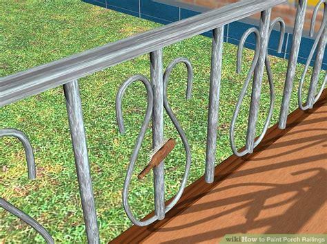 paint porch railings  steps  pictures