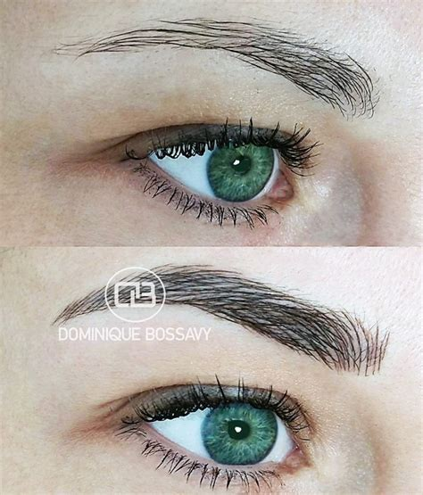 Eyebrows Treatment Paket 2 21 best brows before after permanent makeup images on permanent makeup makeup