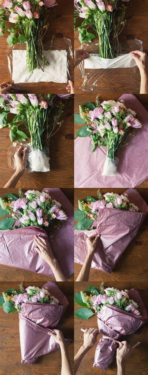 come confezionare un mazzo di fiori come fare un bouquet di fiori passionando