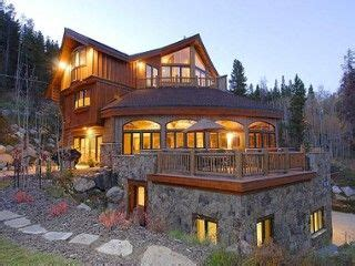 The Majesty Of The Rockies On 5 Luxurious Levelsvacation Breckenridge Luxury Homes