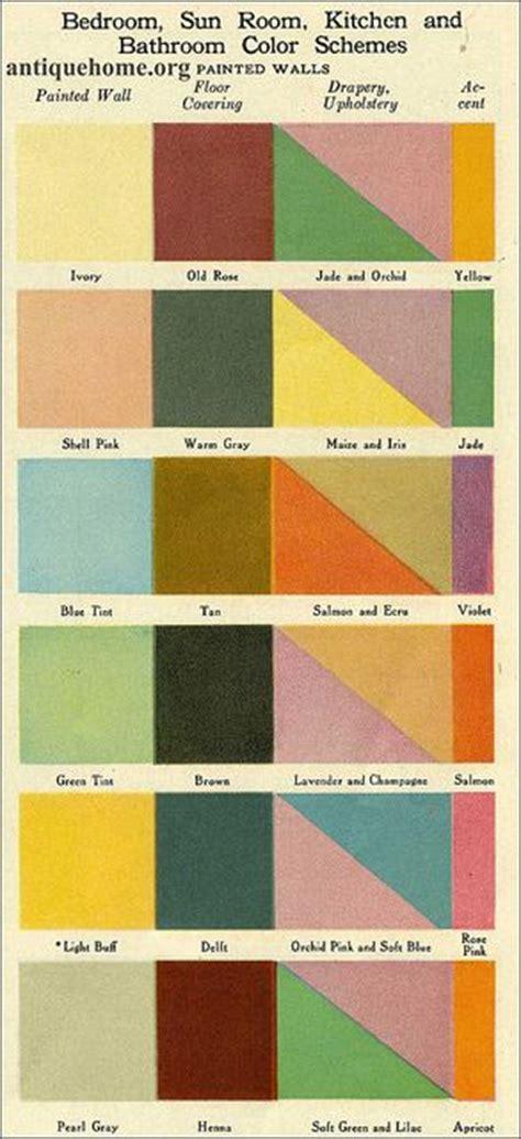 25 best ideas about vintage color schemes on vintage colour palette vintage color