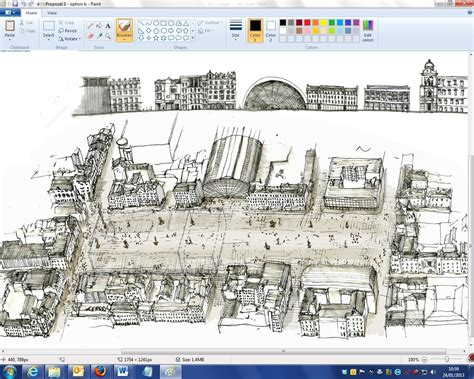 pattern drafting glasgow young architects consider george square s future january