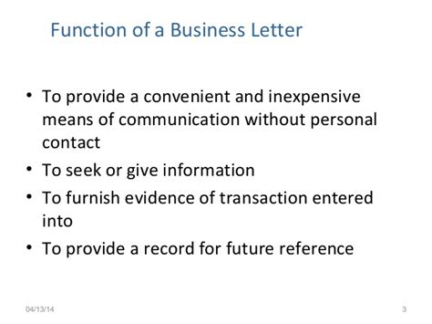 business letter writing need functions and kinds 28
