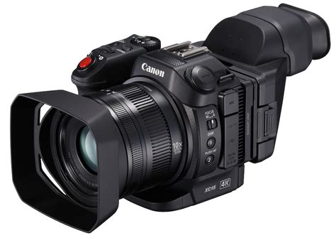 4k canon xc15 new compact 4k canon with a high end audio