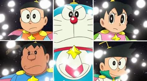 film doraemon terbaru 2015 film doraemon nobita s space heroes ungguli box office