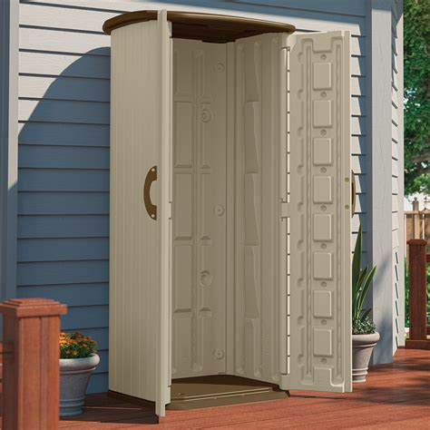 Durable Sheds by Durable Wall Resin Outdoor Garden Tool Storage Shed