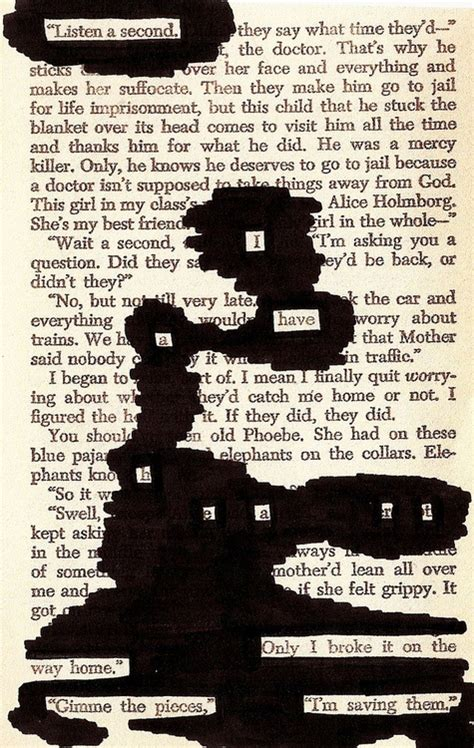 black magic a poem books blackout poetry via pretty poetry