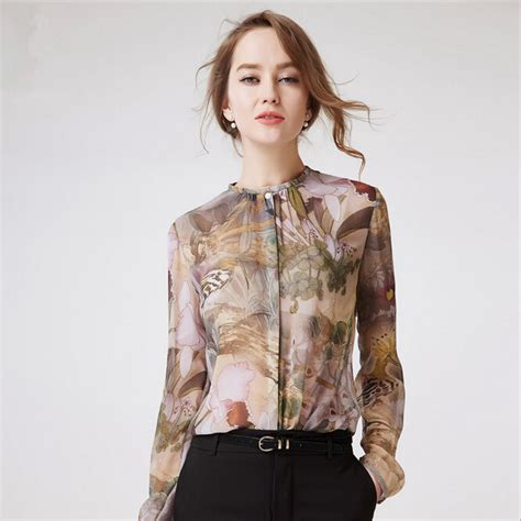 Silk Blouse by Silk Blouses And Silk Skirt Careyfashion