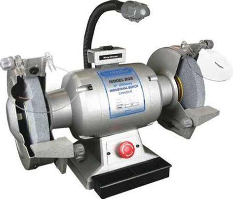 bench grinder rpm linishall bg8 bench grinder 8 in 3450 rpm alo 120v ebay
