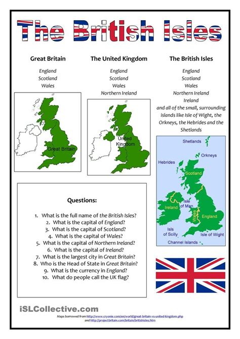 printable quiz about england 16 best the uk images on pinterest british isles