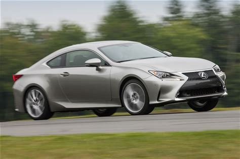 lexus to add turbo four cylinder engine to rc lineup