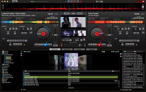 dj console software atomix productions inc releases virtualdj 7 4
