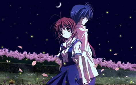 wallpaper anime clannad clannad wallpaper zerochan anime image board