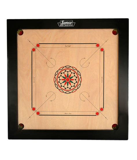 portable carrom board l shade surco kiron carrom board available at snapdeal for rs 2800