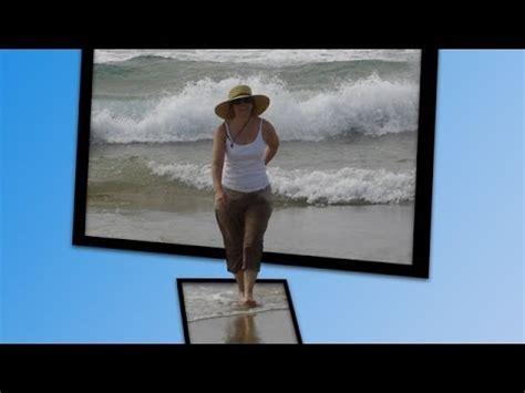 tutorial gambar 3d photoshop tutorial photoshop cs6 out of bounds effect 3d pop up