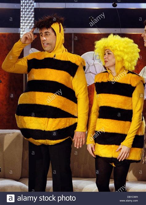 Stylefoul Jerry Seinfeld In Bee Costume by Bees Costume Stock Photos Bees Costume Stock Images Alamy