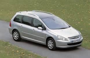 Peugeot 3o7 Peugeot 307 Sw 2002 2003 2004 2005 Autoevolution
