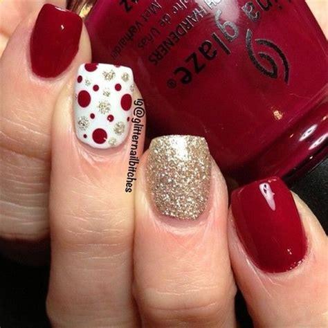 christmas pattern nails diy style for creative fashionistas christmas nail art