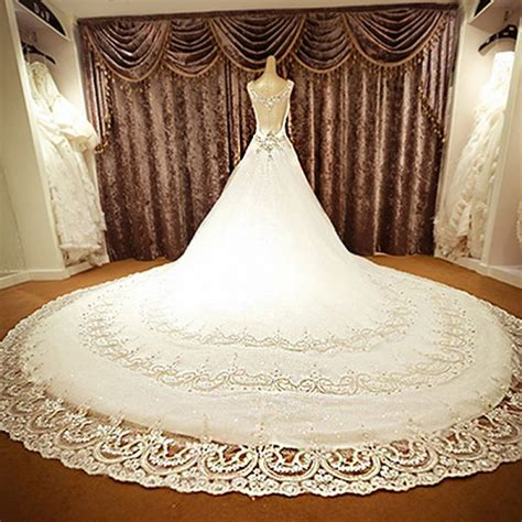 vestido de noiva de luxo id 2933700 mundo da noiva