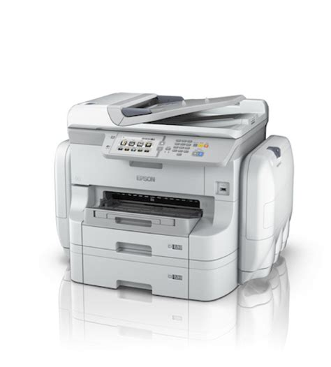 Printer Epson A3 Inkjet epson workforce wf 8510dwf a3 colour inkjet printer ebuyer