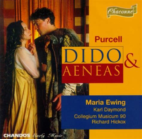 henry purcell s dido and aeneas books henry purcell dido and aeneas songs reviews credits