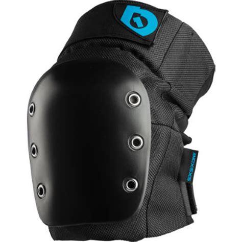 Knee Protector Sixsixone wiggle sixsixone dj knee pads armour