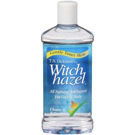 t n dickinson s face body witch hazel astringent 16 fl oz walmart com