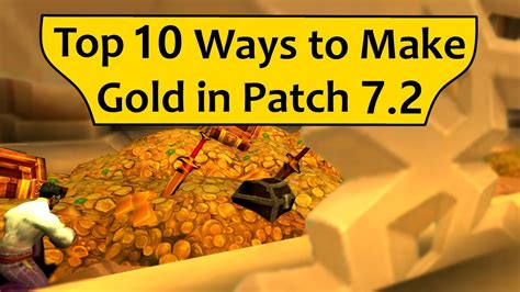 Top 5 Ways To Make Top 10 Ways To Make Gold In 7 2