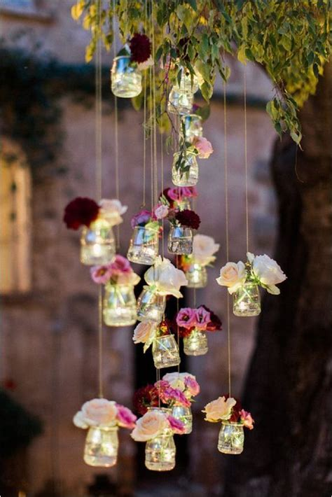 70 diy wedding decorations that will blow your mind