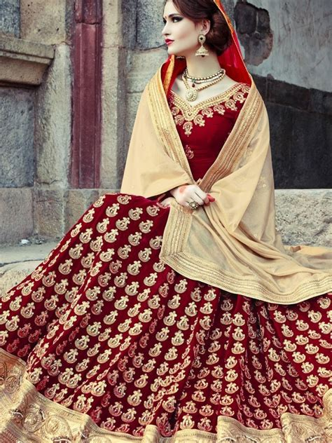 Ac by Top 50 Most Stunning Beautiful Bridal Lehangas Quot Dream