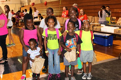 Back To School Giveaway Event - back to school giveaway event brevard schools foundation fl