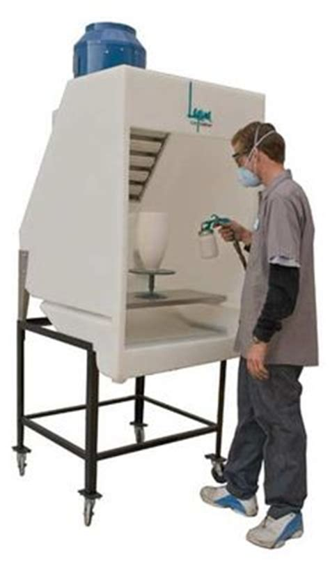 bench spray booth paint spray booth pvc plan a second one could be useful for sanding furniture too