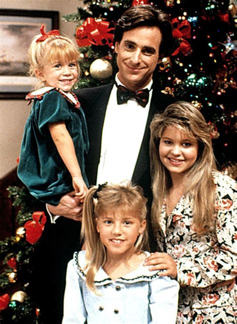 full house christmas candace cameron bure jodie sweetin bob saget have full house reunion pictures us