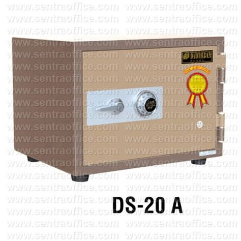 Daichiban Deposit Safe Ds brankas daichiban resistant safe ds 20 a sentra office