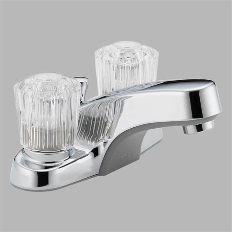 Peerless Faucet Company by Peerless P245lf M Centerset Faucet Bathroom Sink