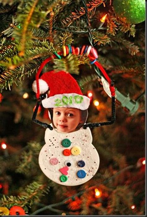 kid friendly handmade christmas ornaments suburble