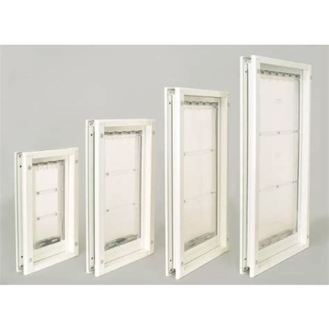 Patio Pacific Pet Door Patio Pacific Endura Flap Door Mount Pet Door New Ebay
