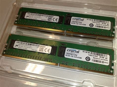 is ram the same as memory registered memory