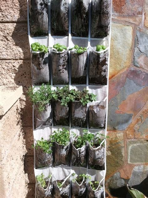 25 best ideas about hanging herbs on pinterest hanging great idea hanging herb garden outdoor projects