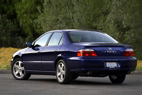 2002 acura tl overview cars com
