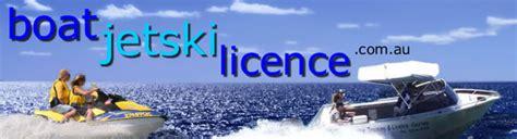 ski boat licence online boat licence brisbane online jetski licence brisbane