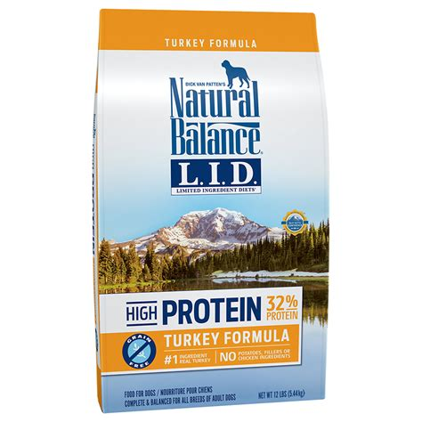 high protein puppy food food balance high protein turkey 12lb all for pets