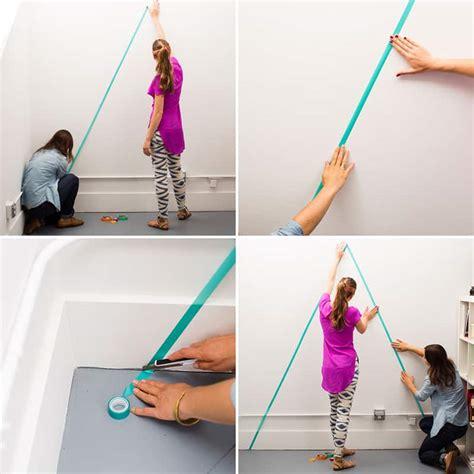 diy wall decorations  washi tape