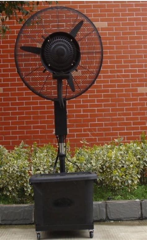 Misting Fans Outdoor Cooling Fans Dubai Mist Cooling