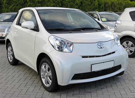 where is toyota from toyota iq