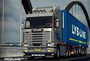 mod game ets 1 scania 143m game all versions mod mod for ets 2