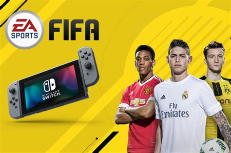 Kaset Switch Fifa 18 nintendo switch fifa 18 secrets and release date revealed daily