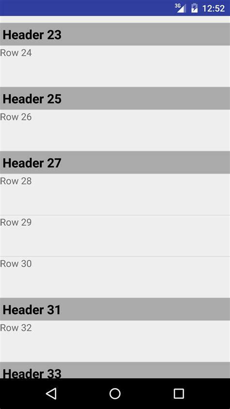 listview layout height wrap content java android listview headers stack overflow