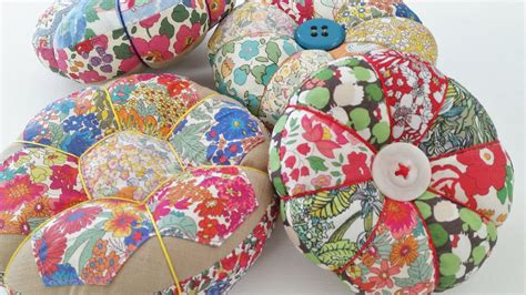 Handmade Pincushions - diy pincushion ideas